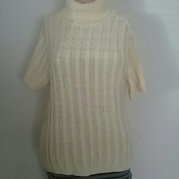 kathy ireland Sweaters - Kathy Ireland Yellow Sweater